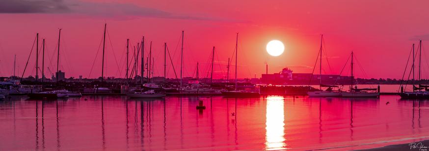 St Kilda West Sunset