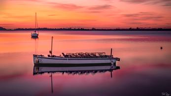 Nungurner Boat Shed Vic