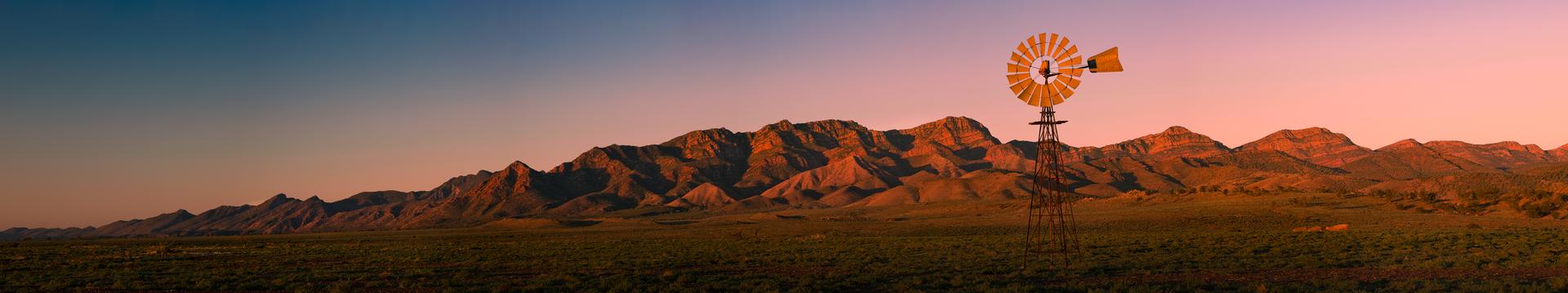 Moralana Rd ~ Flinders Ranges