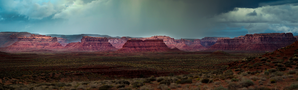 Valley of the Gods ~ Utar