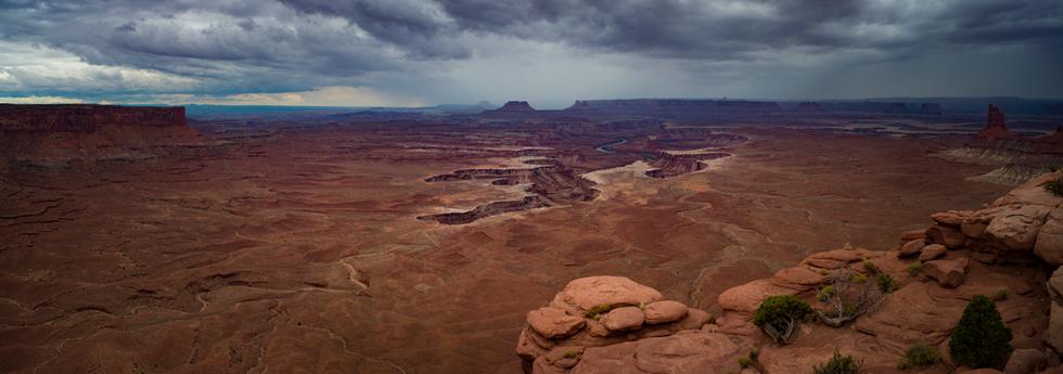 Moab-Panorama