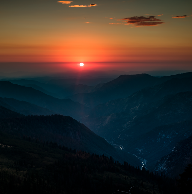 Yosemite-Sunset.