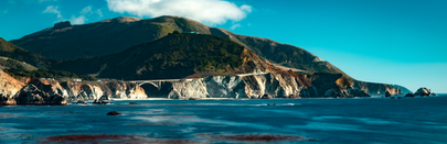 Big Sur, Santa Lucia Mountains