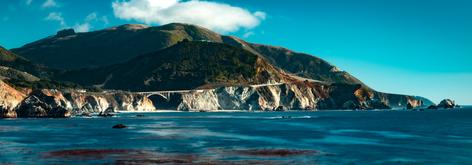 Big Sur, Santa Lucia Mountains