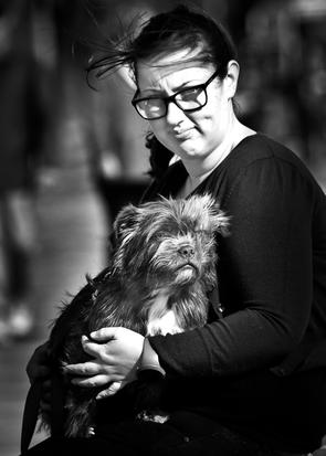 Kylie & the dog.tif