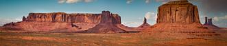 Monument Valley Tribal Park 1