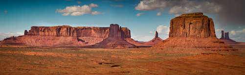 Monument Valley Tribal Park 1