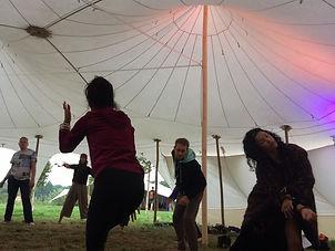 helene su somatic dance class