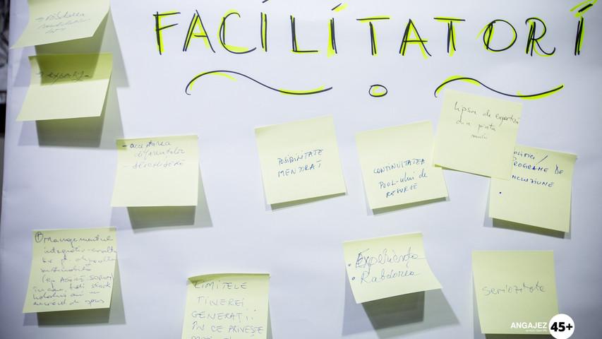 Atelier de lucru pentru gasire de solutii