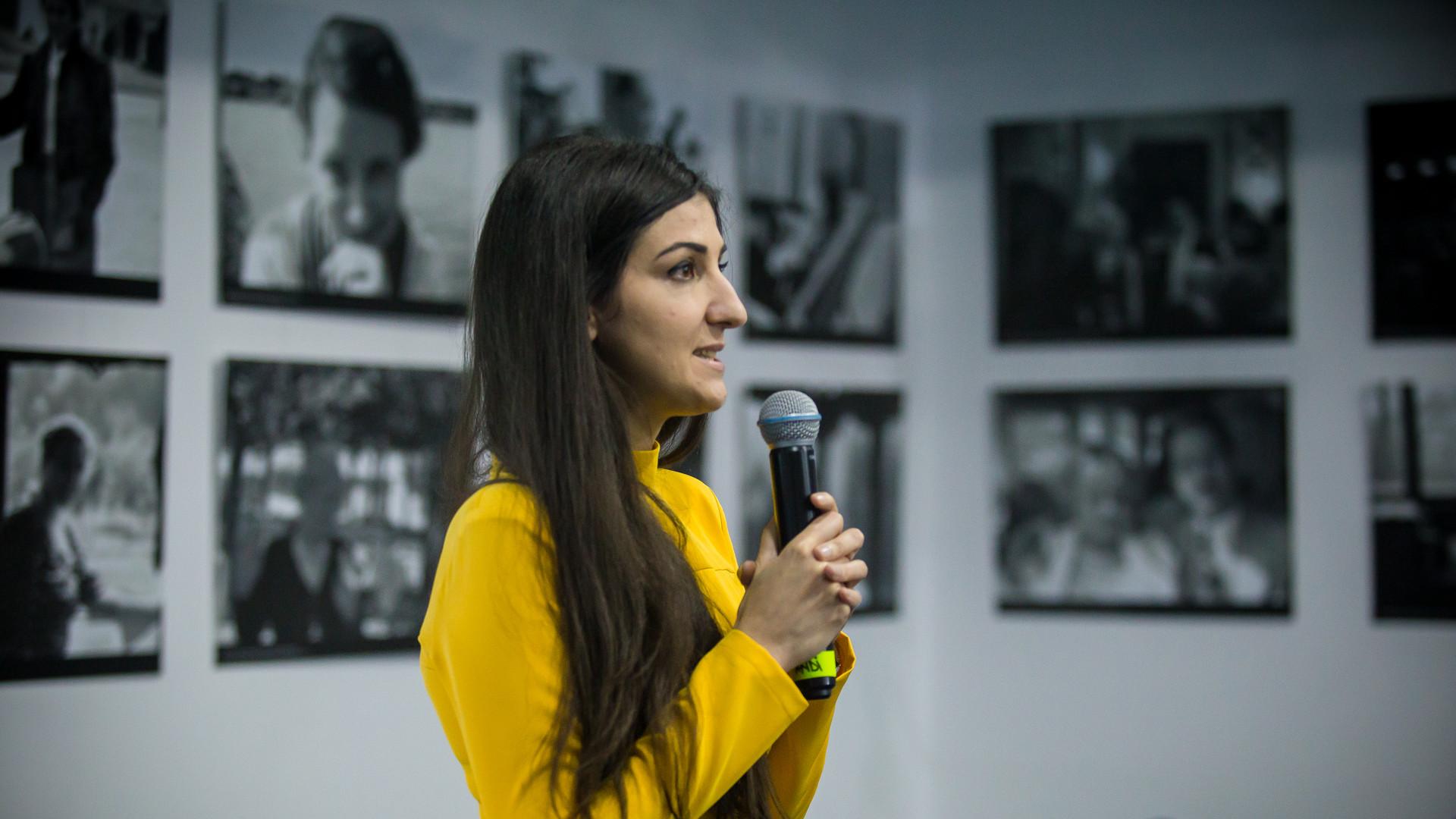 Alina Anghel - Co-Fondator @Angajez 45+