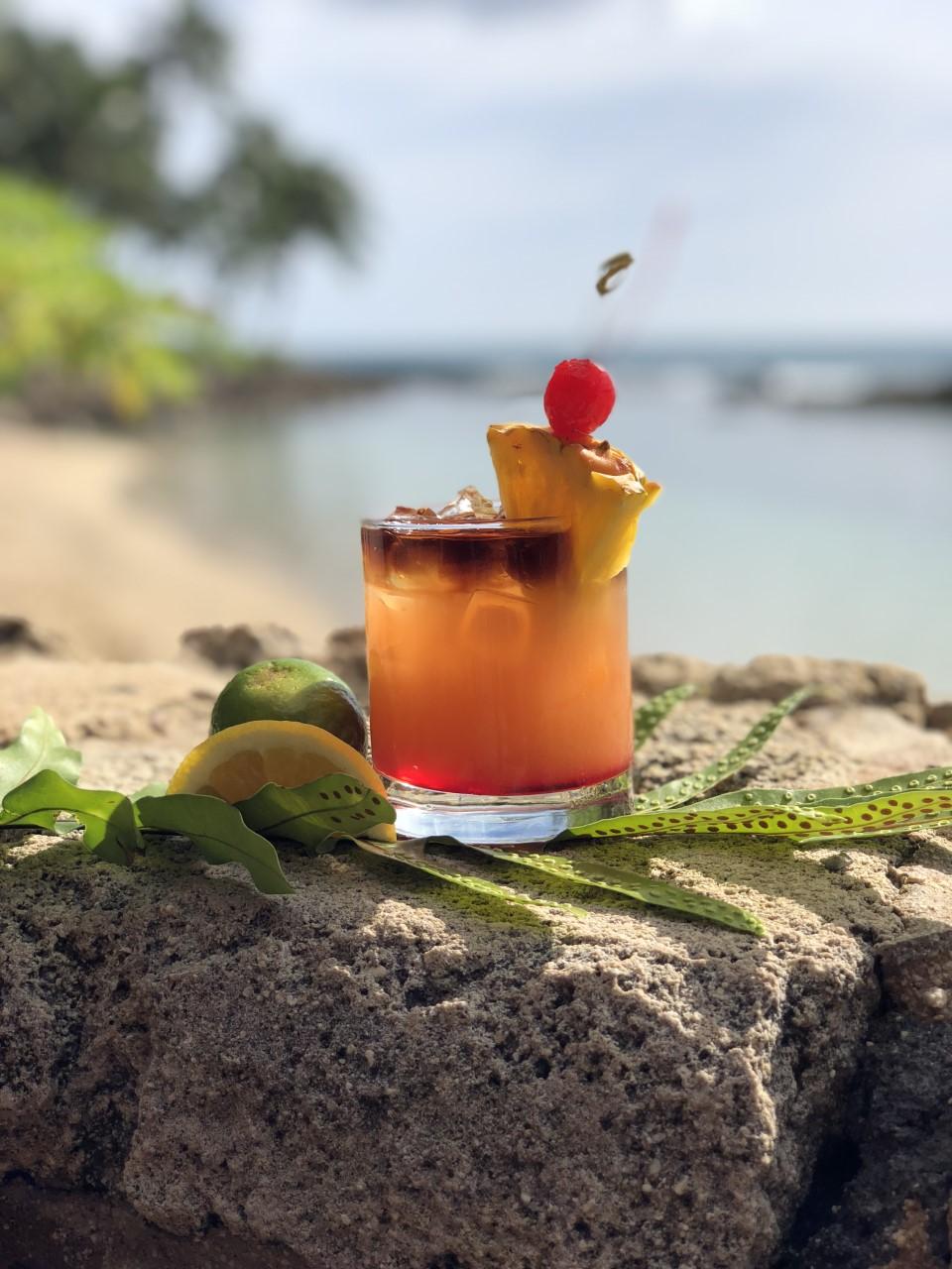 Kilauea Mai Tai