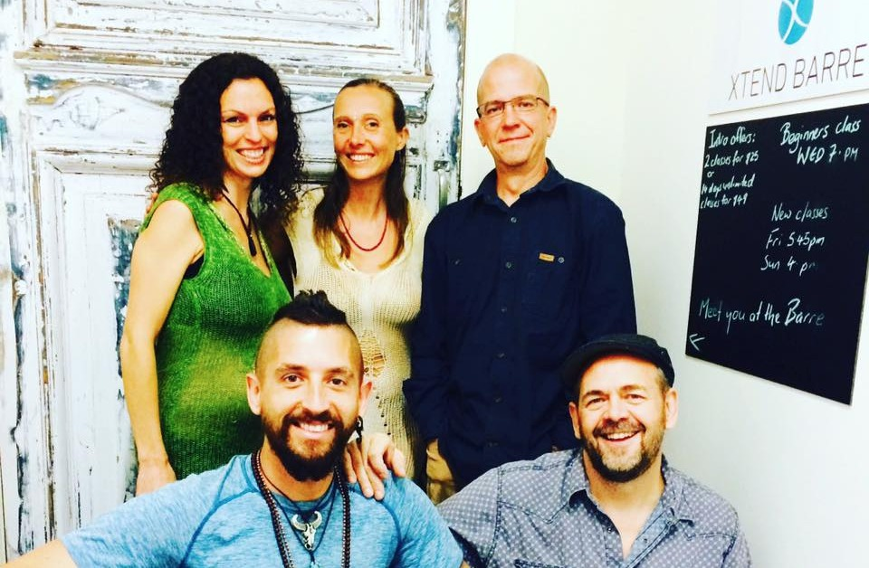 Dave Stringer & The Gaya Tree Tour