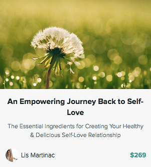 An Empowering Journey Back to Self-Love Course