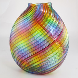 RainbowFlatRound