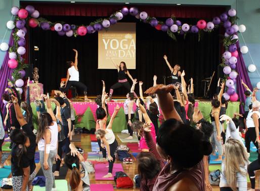 International Yoga Day, June 2018