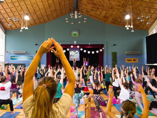 Yoga Day 2019 Recap!