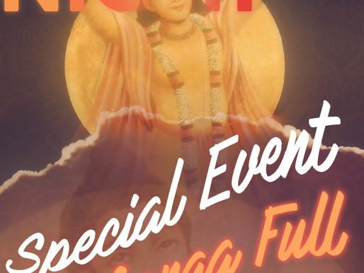 Gauranga Full Moon Celebration