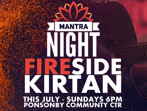 Mantra Night Moving to Ponsonby for July!
