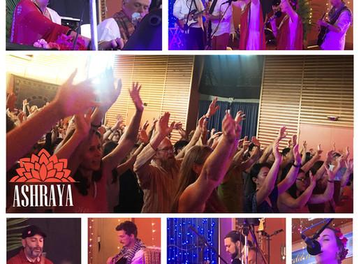 ASHRAYA'S 'Mystic Journey'                    at Mantra Night