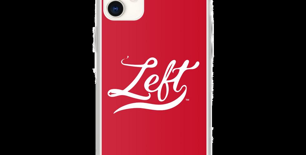 """""""Left"""" iPhone Case"""