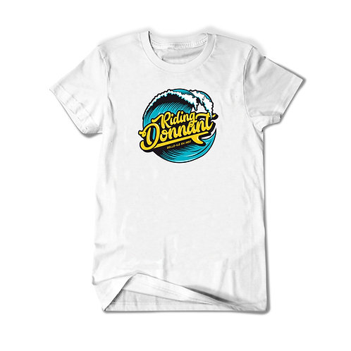 """T-Shirt Mixte """"RIDING DONNANT"""" Peccable"""