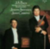 J.s. Bach works for violin and harpsicho