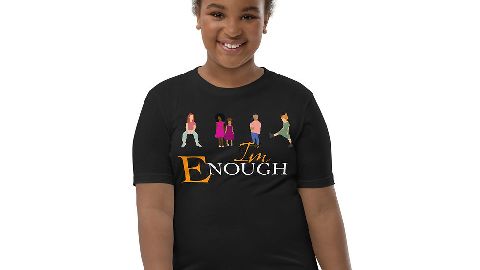 Youth Girl Power T-Shirt
