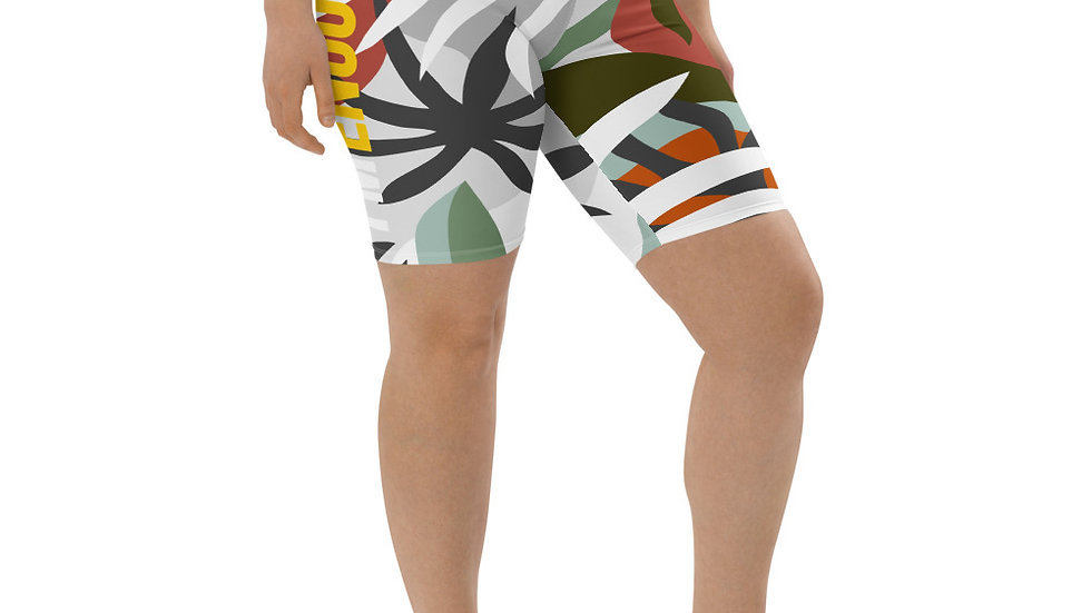 Zen Biker Shorts