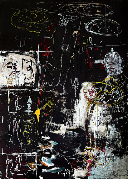 Marcin Jasik painting malarstwo 2