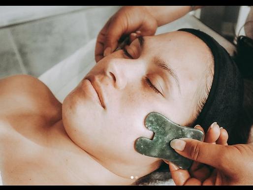 Book a holistic guasha facial online!