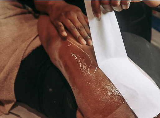 Who else loves to get waxed?