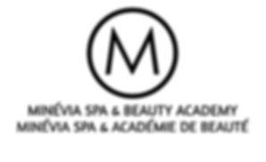 logo minevia spa & Beauty academy copy.j