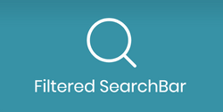 Filtered SearchBar