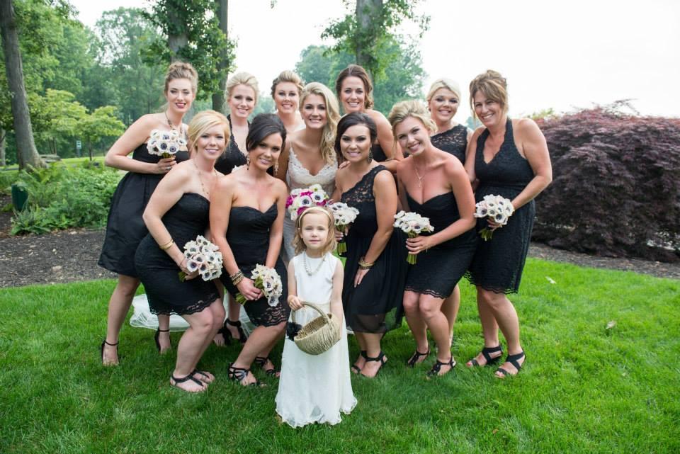 toni wedding