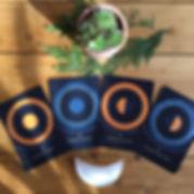 the MOON ENERGY deck