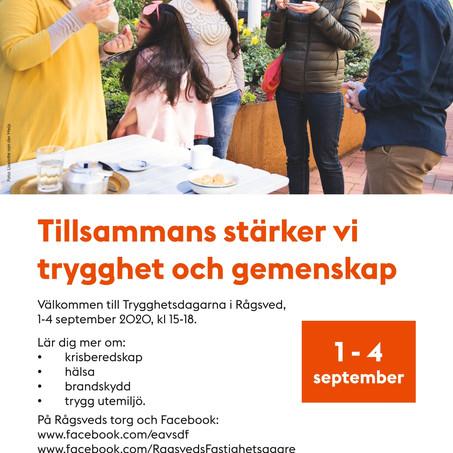 Trygghetsdagar i Rågsved
