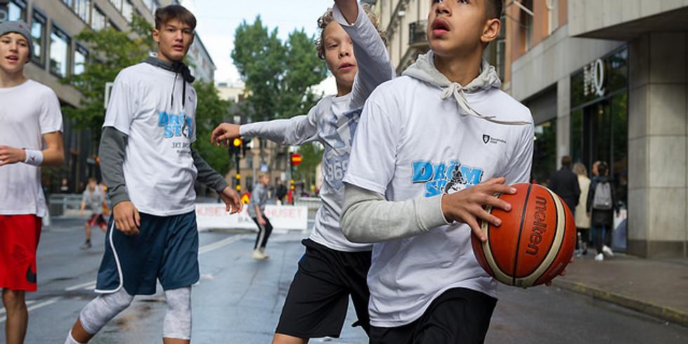 Basket Lindeskolan