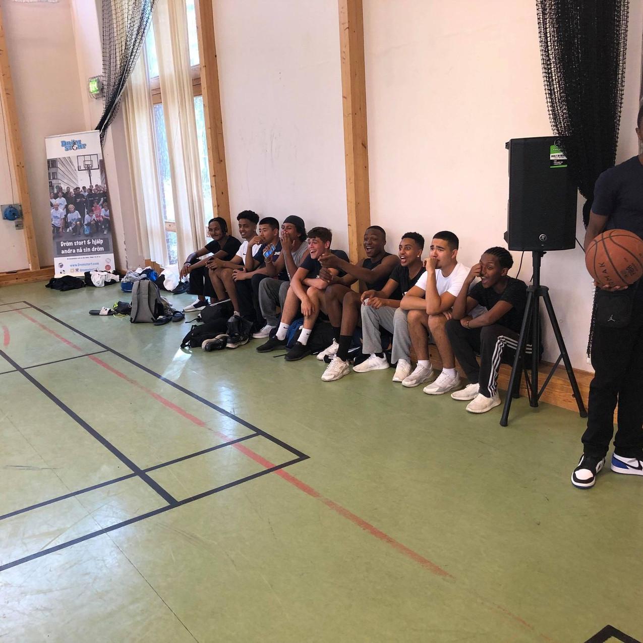 Basket husby