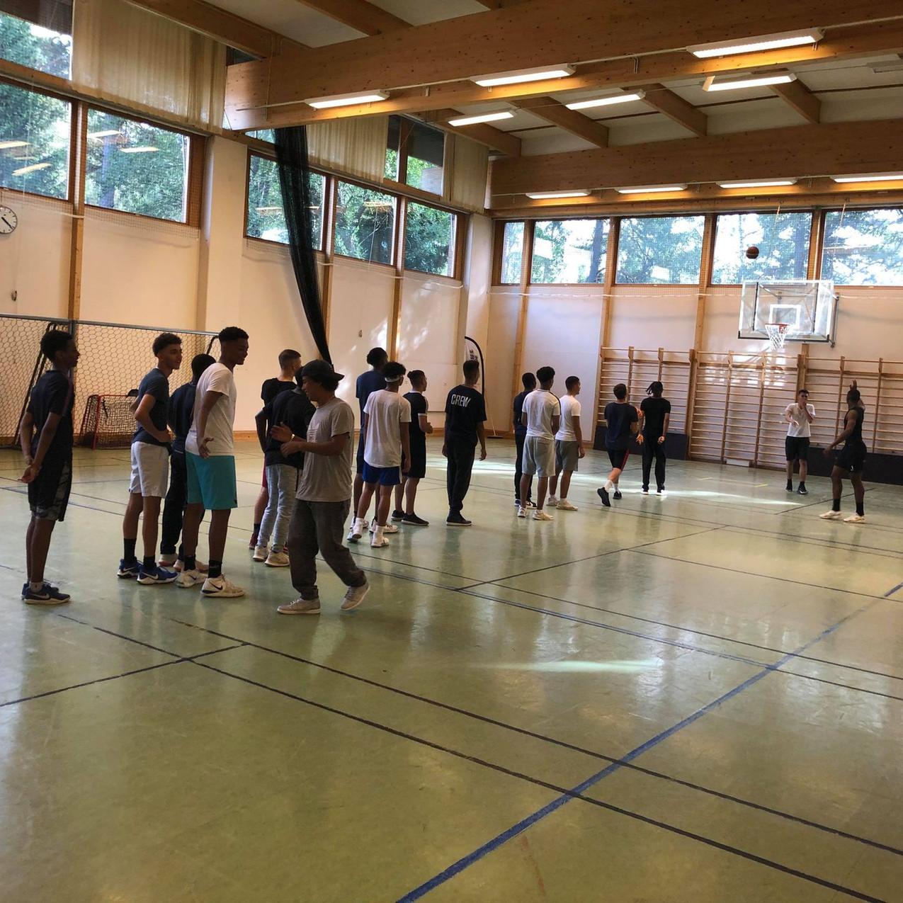basket husby 2