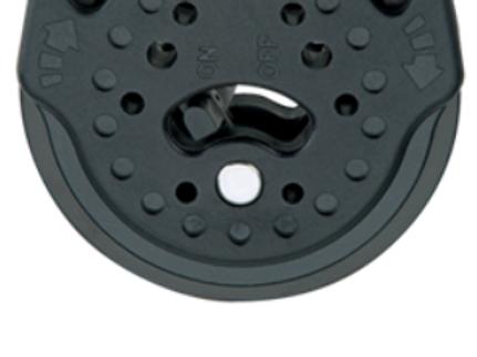 57 mm Ratchet Block — Swivel