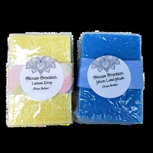 Large Soap bars 3.15 oz