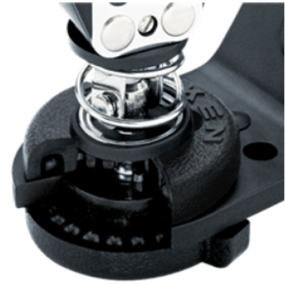 Standard Low Profile Cam Base — Swivel