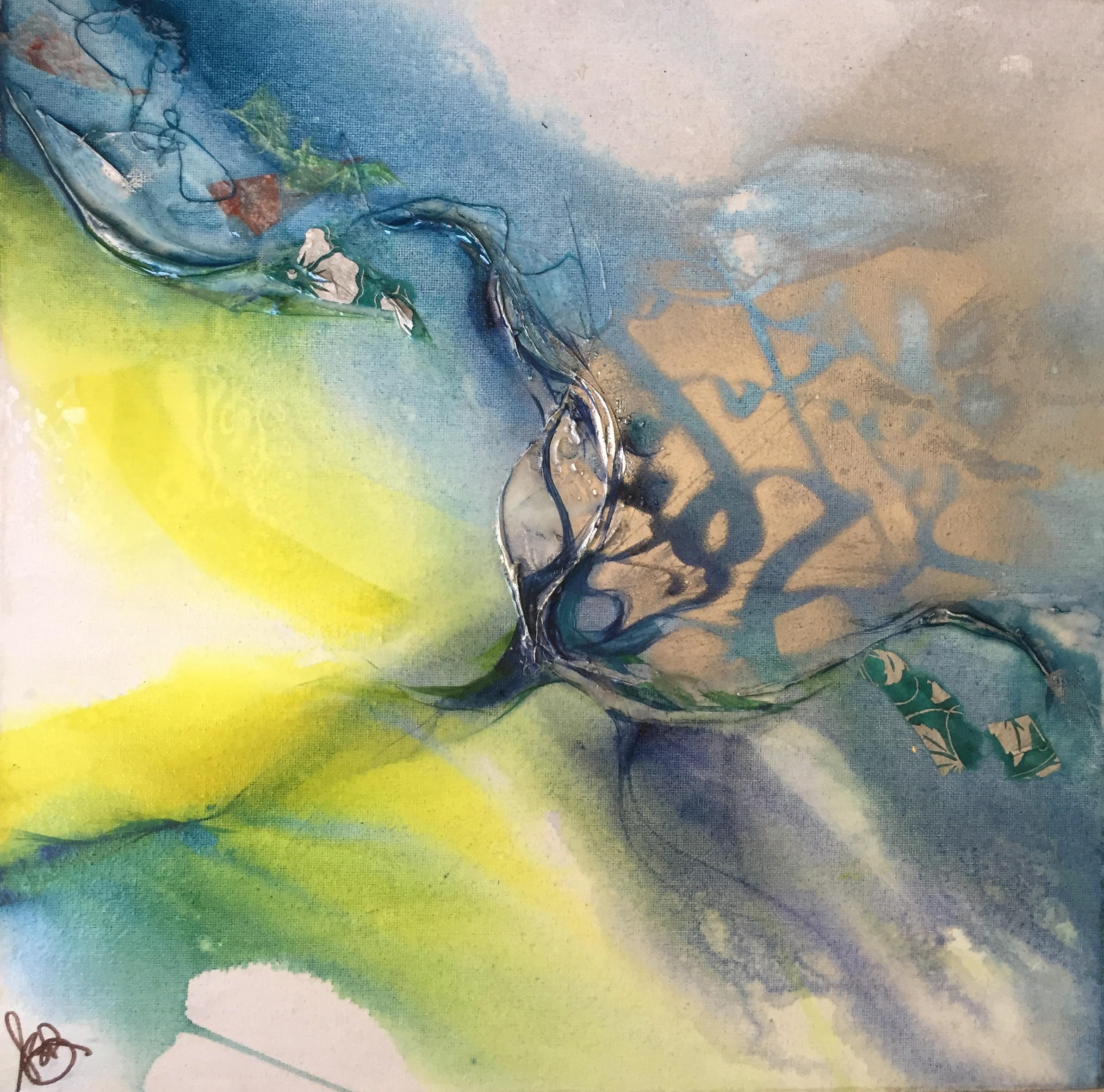 ARABIC FLOWER