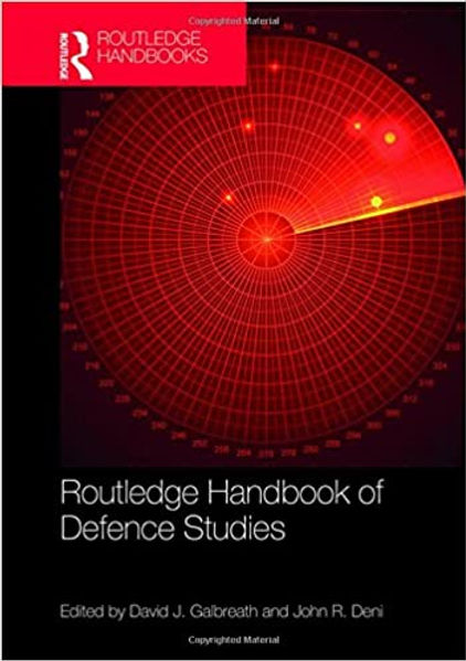 Handbook of Defence Studies cover.jpg