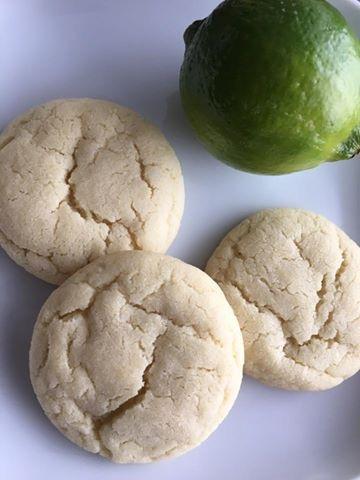 SubLime Sugar Cookies