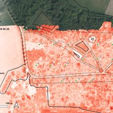 Field Map UAV Image