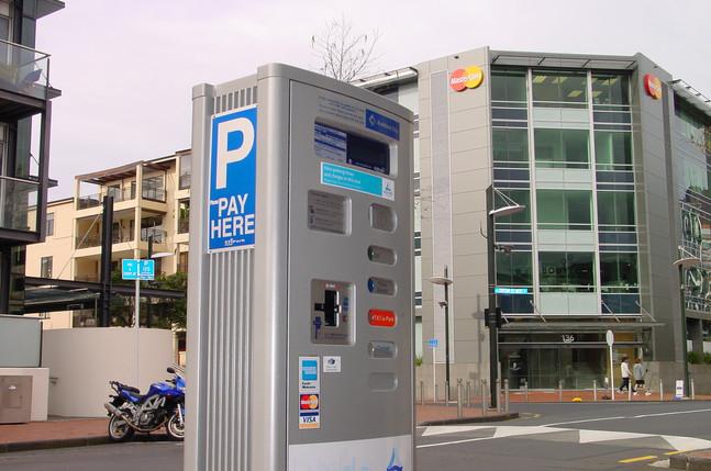 Parking Machine