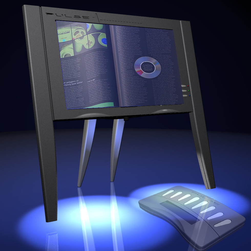 Low Vision Reading Aid
