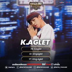 เปิดวาร์ปผู้เข้าแข่งขัน : K.AGLET