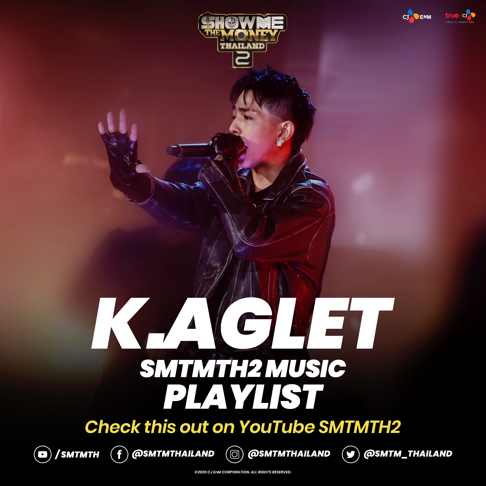 Music Playlist : K.AGLET